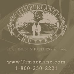 Photo Of Timberlane Inc   Montgomeryville, PA, United States. Timberlane  Shutters Are The