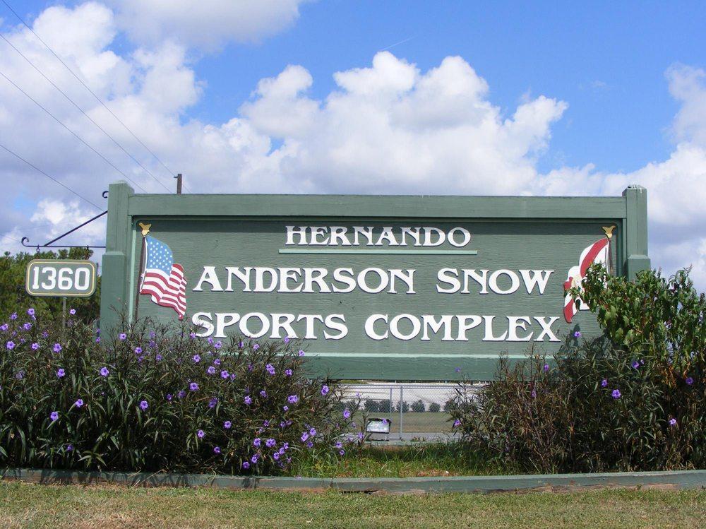 Anderson Snow Park: 1360 Anderson Snow Rd, Spring Hill, FL