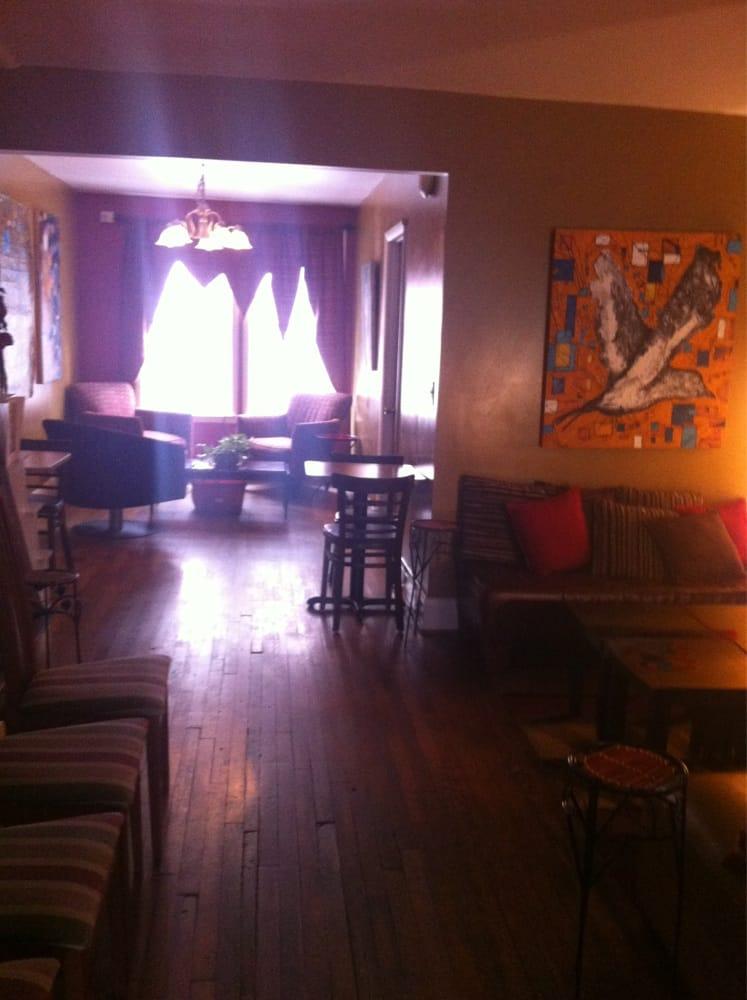Bean Coffee Shop Baltimore