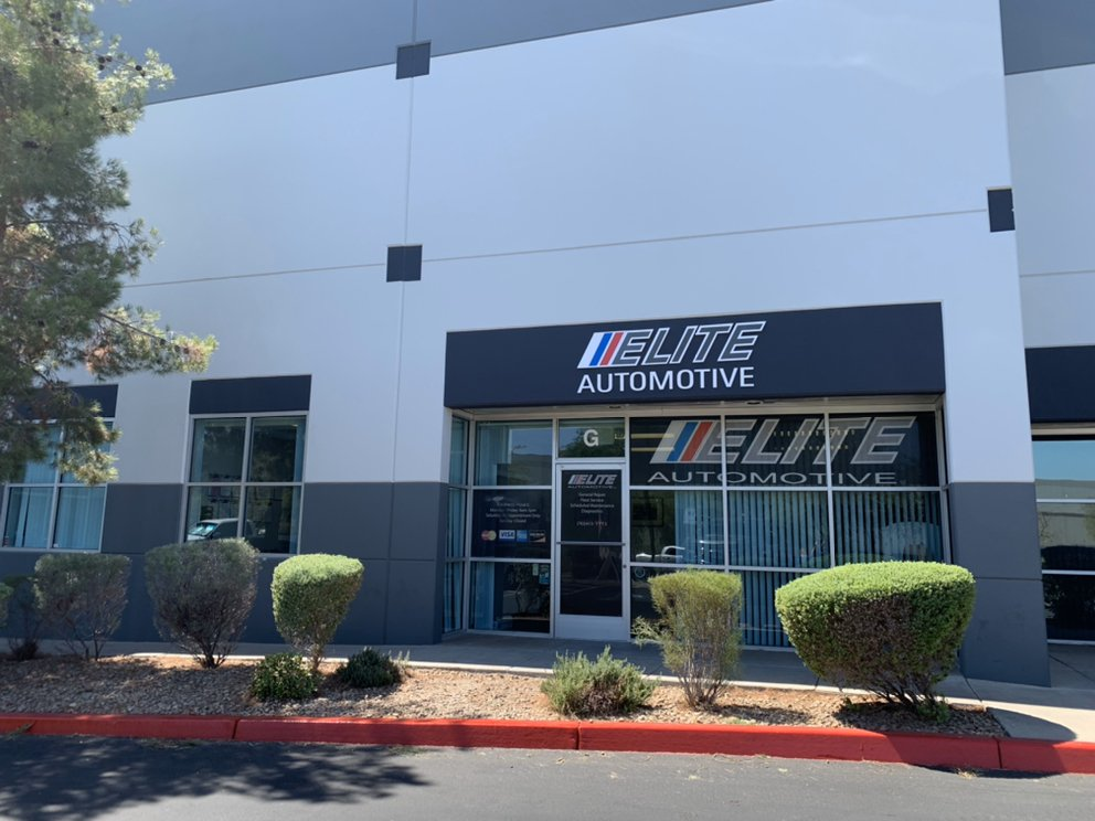 Elite Automotive: 7665 Commercial Way, Henderson, NV