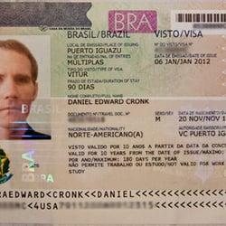 Rush Brazil Visa HQ - Travel Services - 203 W Euless Blvd