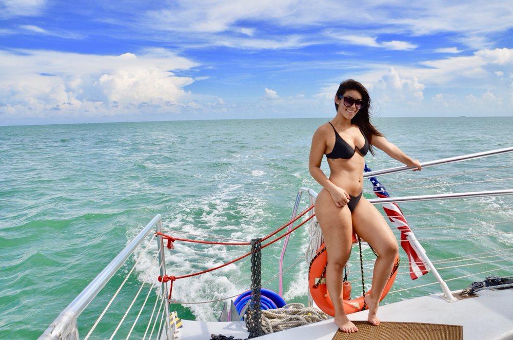 Party On A Boat Rentals: 801 Brickell Bay Dr, Miami, FL