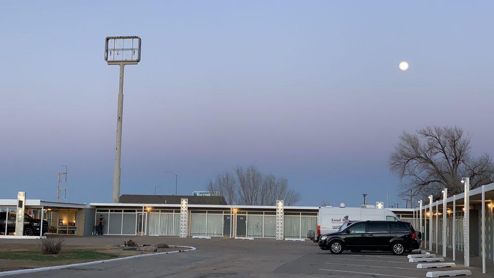 Historic Route 66 Motel: 1620 E Rt 66 Blvd, Tucumcari, NM