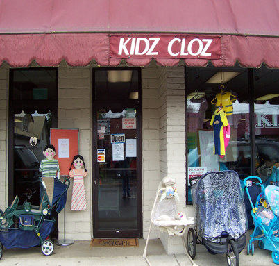 Kidz Cloz: 604 E Main St, Battle Ground, WA