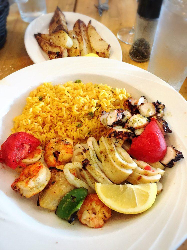 THAVMA Mediterranean Grill