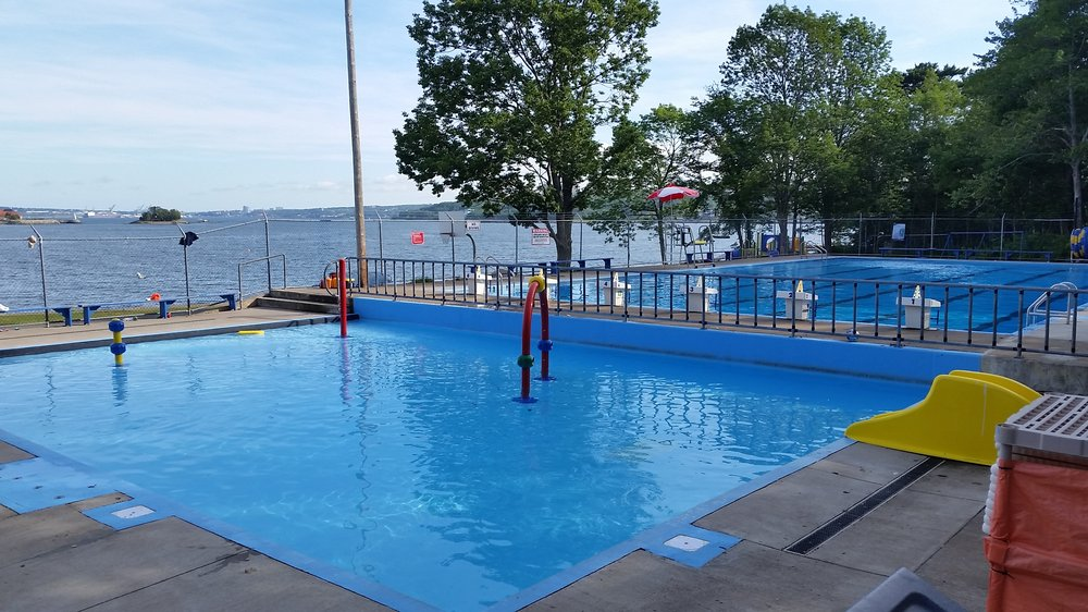 Bedford Outdoor Pool Swimming Pools 56 Shore Drive