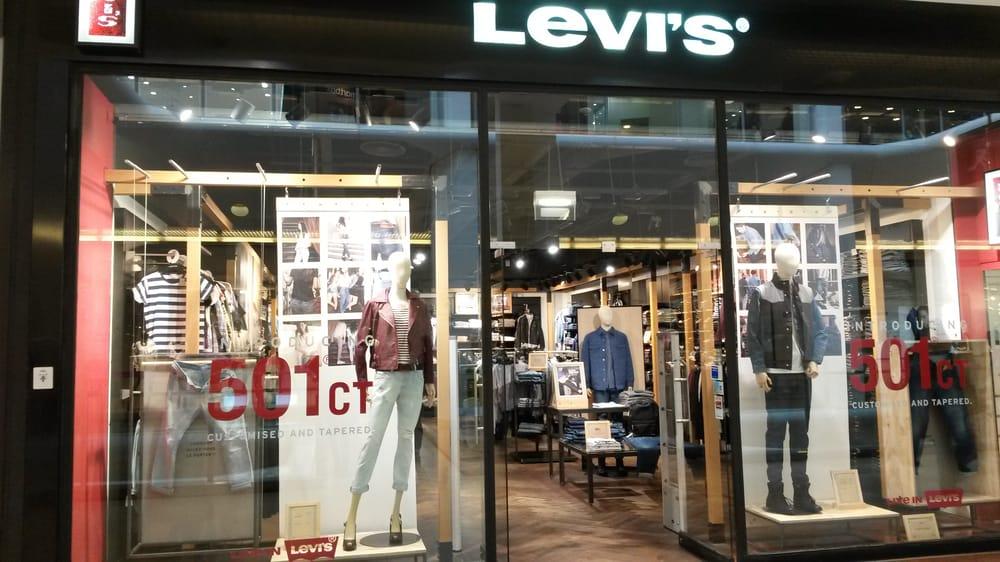 Levi s store damet j 17 rue du docteur bouchut part dieu lyon frankrig - Rue docteur bouchut lyon ...