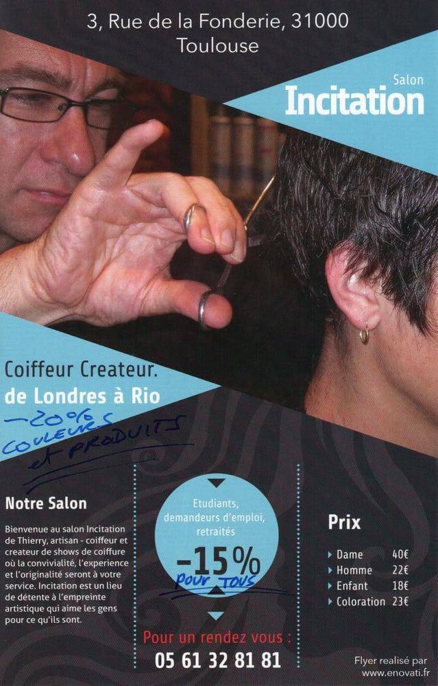 Incitation coiffure coiffeurs salons de coiffure 3 for Samantha oups au salon de coiffure