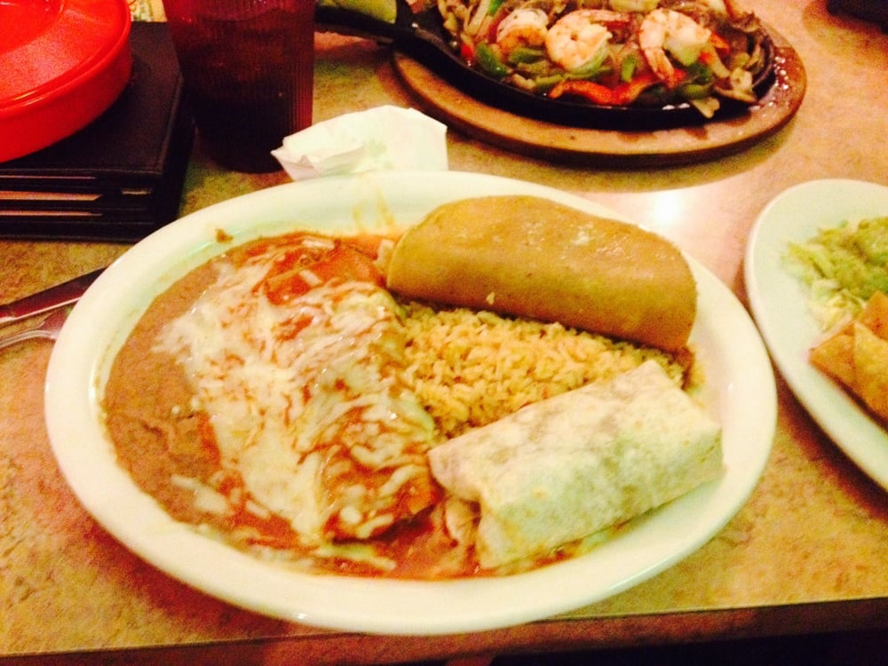 photo of el patio original fremont ca united states three combo