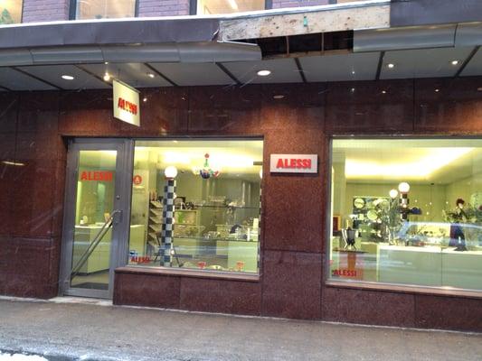 Alessi oggettistica per la casa humleg rdsgatan 20 for Alessi casa