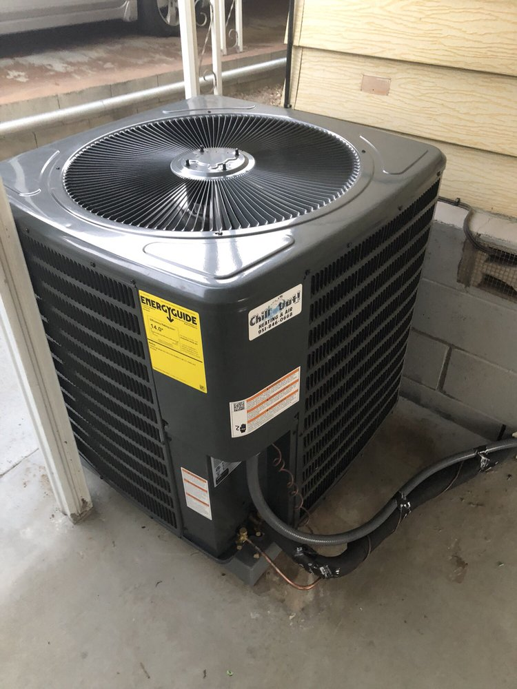 Chill Out Heating and Air: 37019 Brutus Way, Beaumont, CA