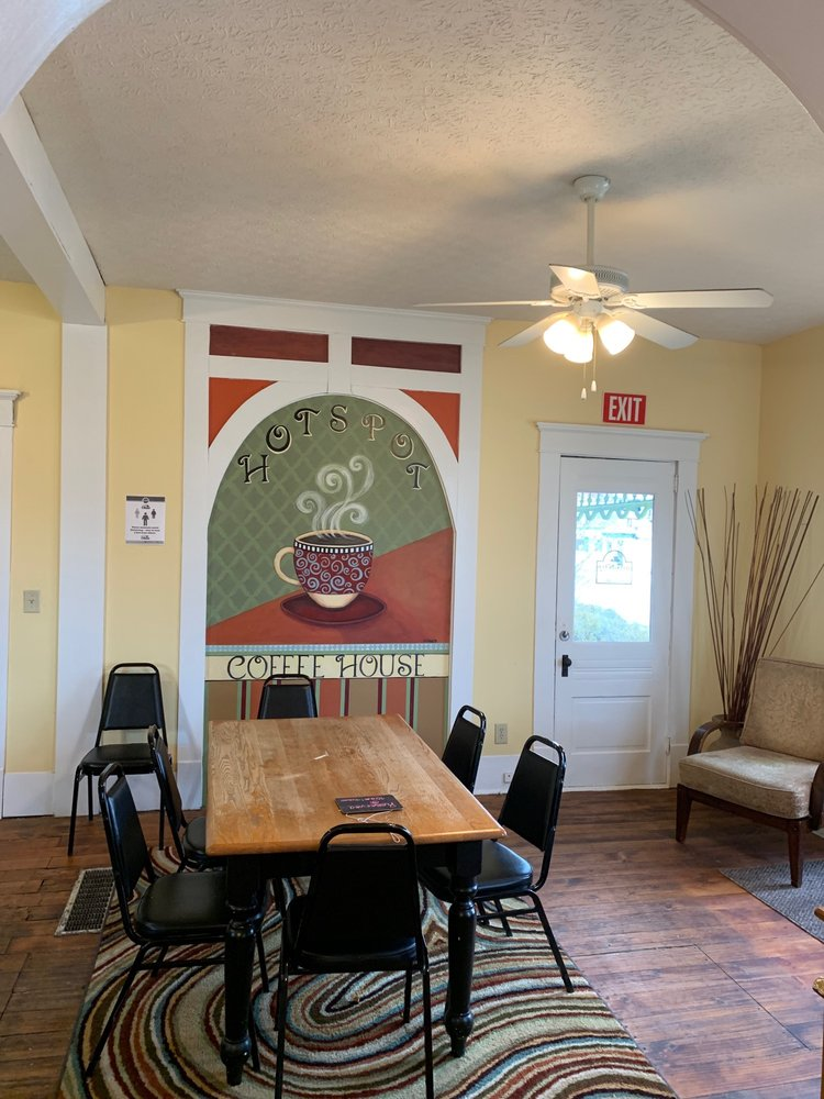 Hot Spot Coffee House: 94 W Coshocton St, Johnstown, OH