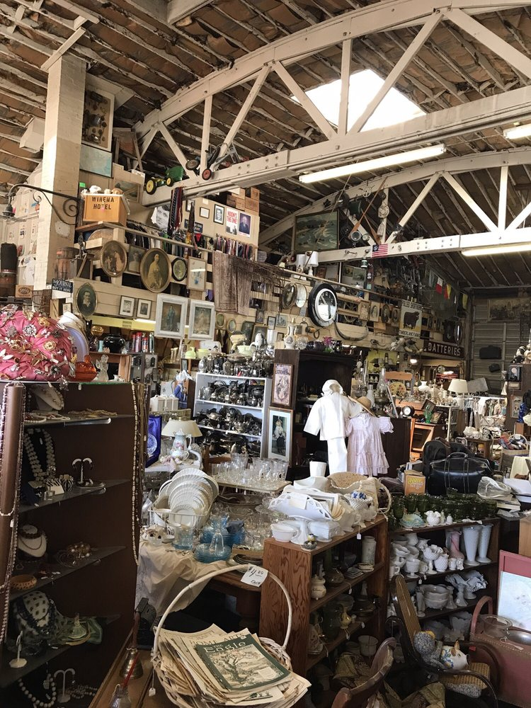 600 Spring Street Antique Warehouse: 600 S Spring St, Klamath Falls, OR