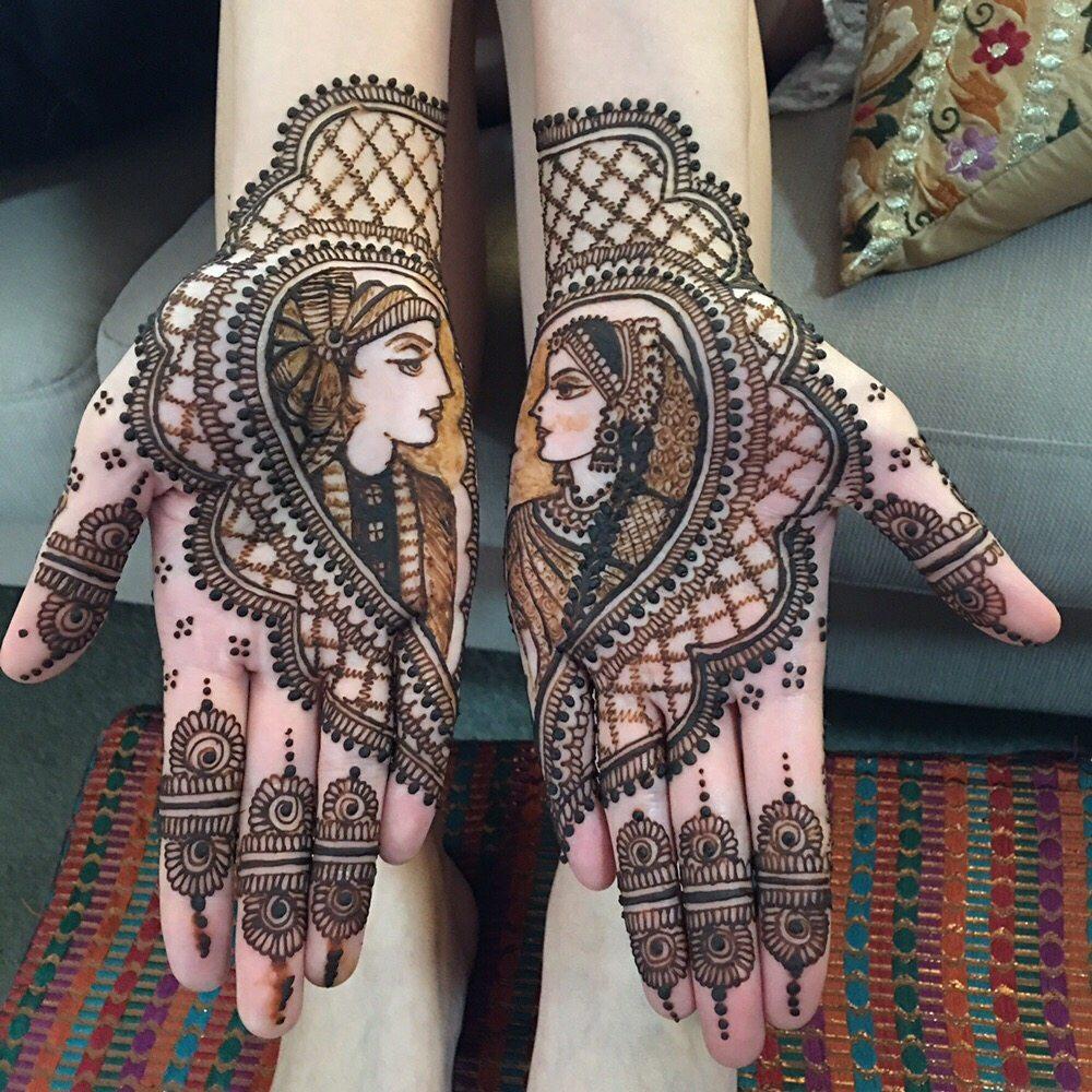 Kamala's Henna World: Santa Clara, CA