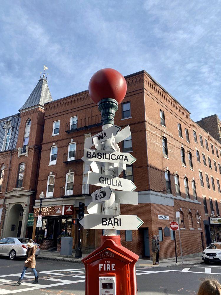 Off The Eaten Path: Boston, MA