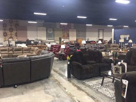 Photo of Sutherlands Furniture Gallery - Broken Arrow, OK, United States