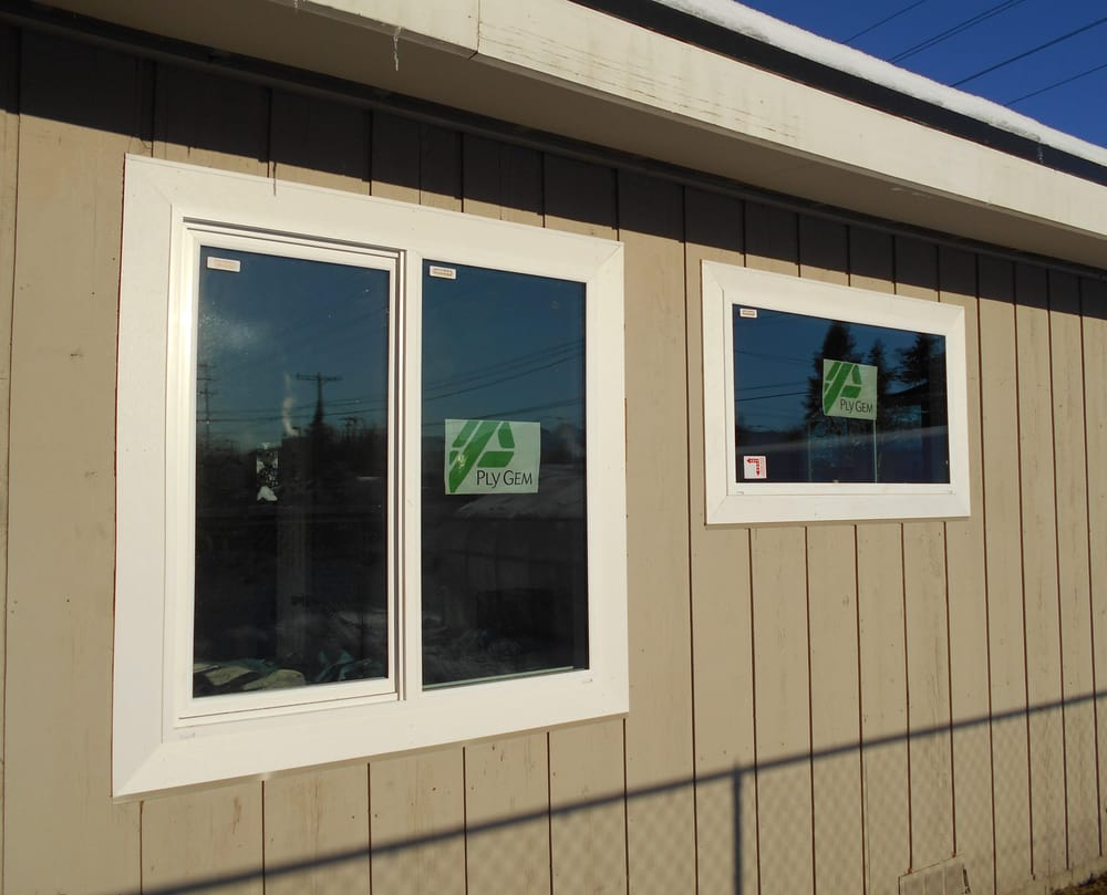 New ply gem triple pane windows with 1x4 azek exterior for Exterior 1x4 trim