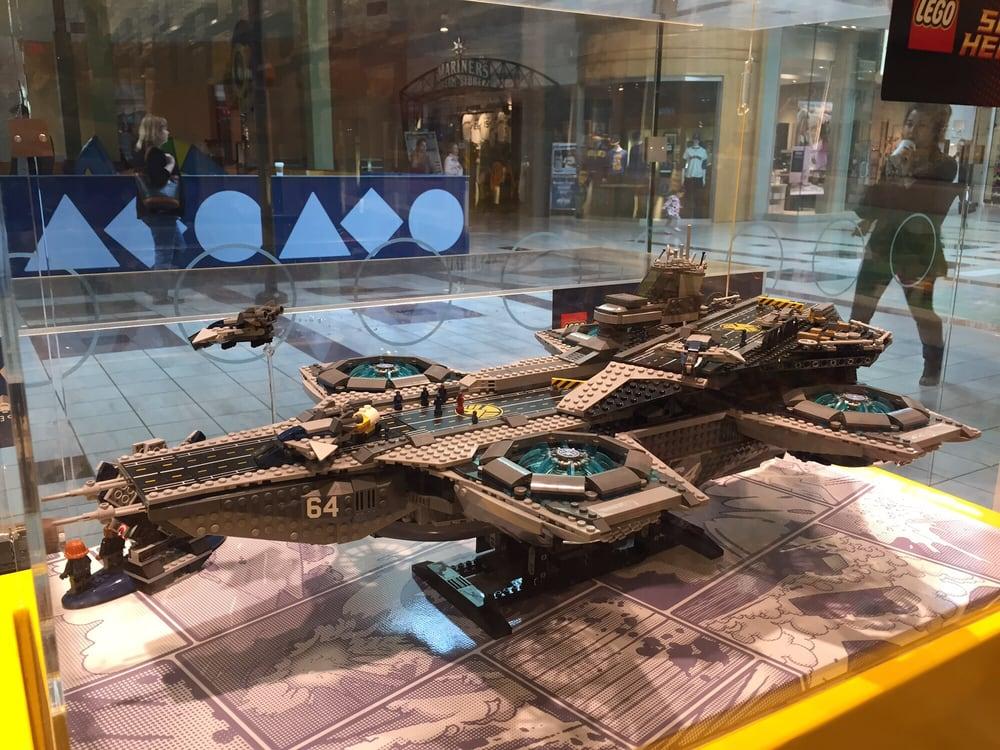 Lego store magasin de jouets alderwood mall lynnwood for Jouetstore