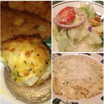 Photo Of Olive Garden Italian Restaurant   Federal Way, WA, United States.  Stuffed
