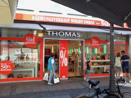 THOMAS Schuhe - CLOSED - Shoe Stores - Theatinerstr. 31, Altstadt ...