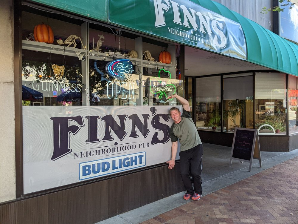 Finn's Pub: 317 Poyntz Ave, Manhattan, KS