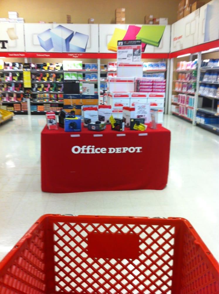 Office Depot: 11400 W Markham St, Little Rock, AR