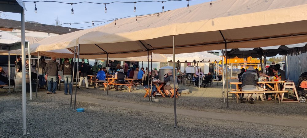 Covered Bridge Brewing Group: 926 E Main St, Cottage Grove, OR