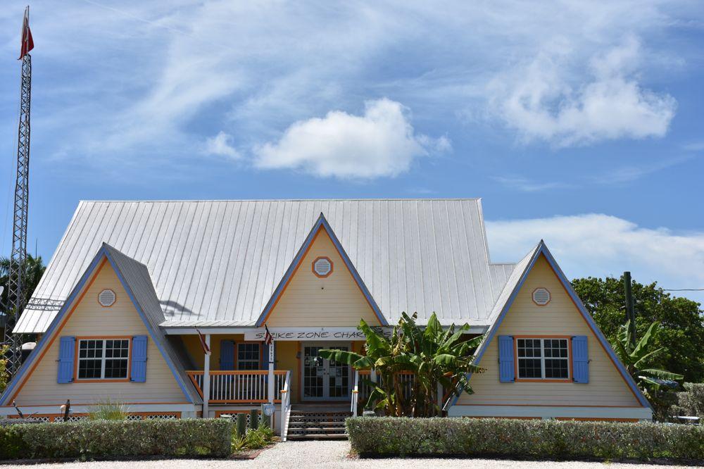 Captain Hook's Looe Key Reef Adventures & Strike Zone Charters: 29675 Overseas Hwy, Big Pine Key, FL