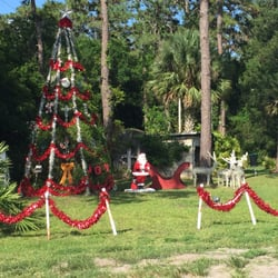 Fort Christmas Historical Park - Parks - 1300 Fort Christmas Rd ...