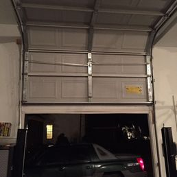 Photo Of RD Garage Door Repair   Newton, MA, United States. High Ceiling