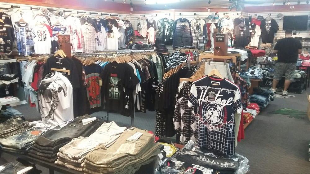 Dynasty Clothing: 1300 East Bay Dr, Largo, FL