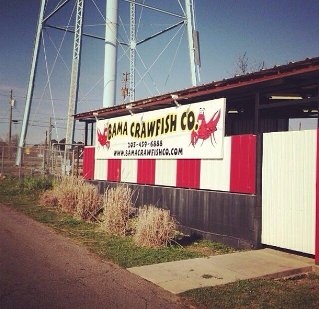 Bama crawfish kalaravintolat 150 n hamburg ave butler for Butlers hamburg