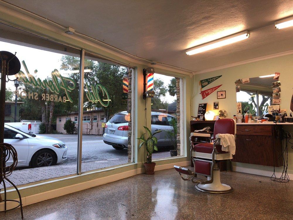 Old Florida Barber Shop: 627 Brevard Ave, Cocoa, FL