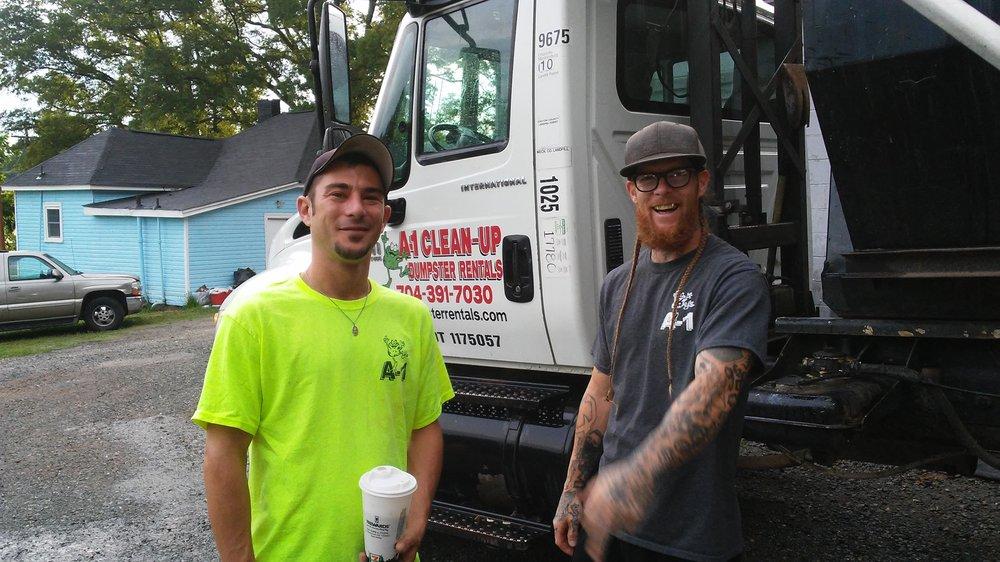 A1 Dumpster Rental: 11501 Robertson Dr, Manassas, VA