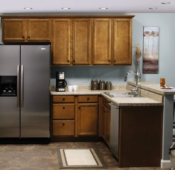 Beau Photo Of Building 9   Medina, OH, United States. Contractoru0027s Choice  Kitchen Cabinets
