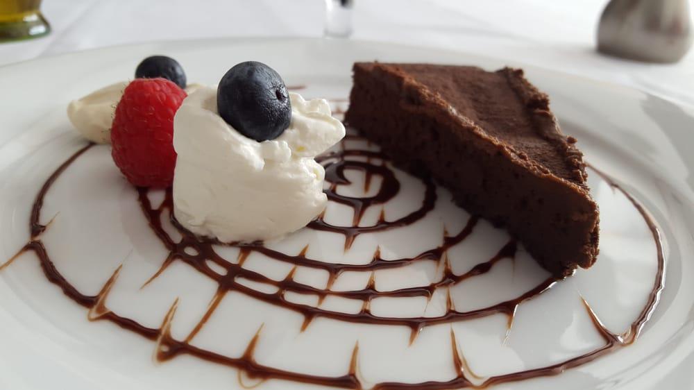 Flourless Chocolate Cake Long Island City