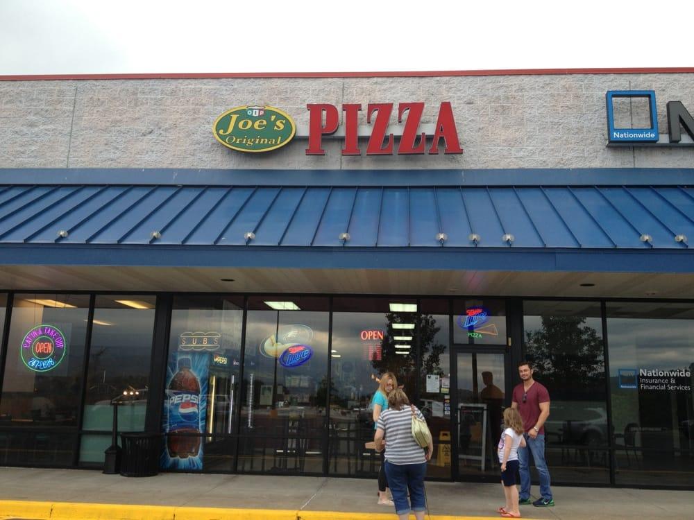 Joe's Original Italian Pizza: 46 Supercenter Plaza Dr, Lewistown, PA