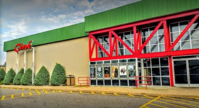 Cine Theater: 163 University Plz, Martin, TN