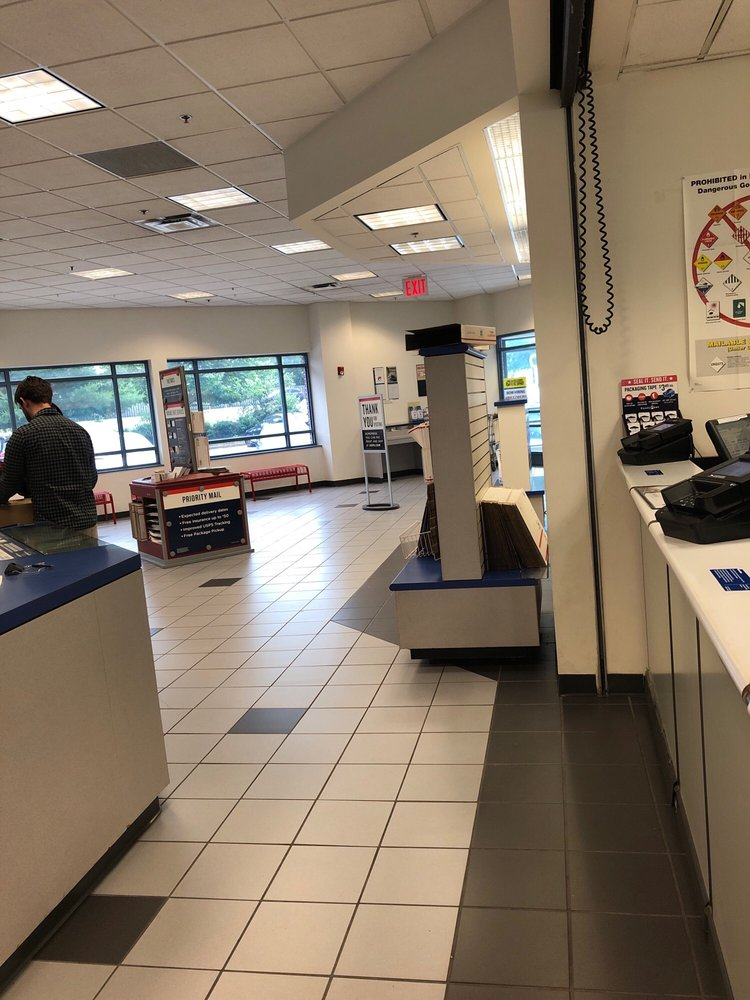 United States Postal Office - Oak Hill: 13520 Mclearen Rd, Herndon, VA