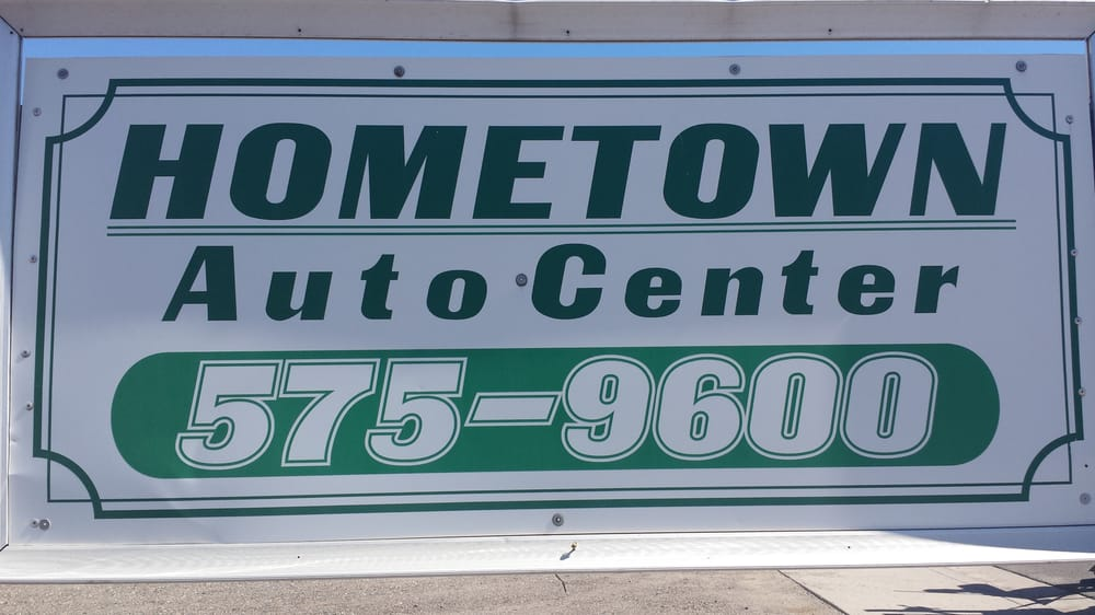 Hometown Auto Service: 90 W Main St, Fernley, NV