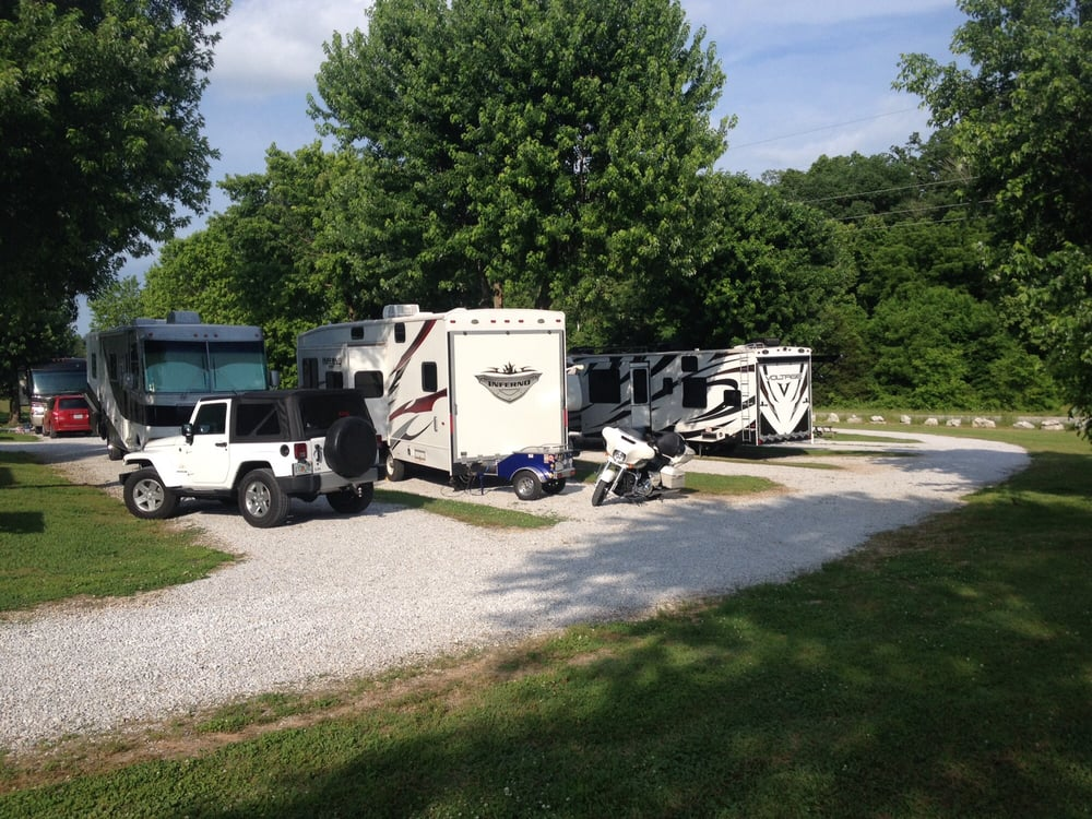 Harrison Village Campground: 2364 Highway 65 S, Harrison, AR