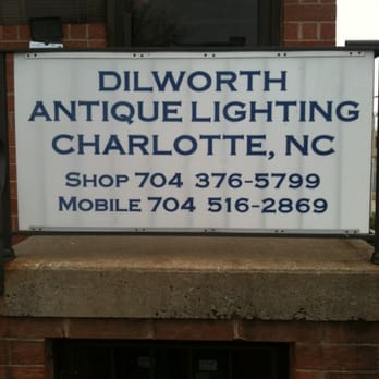 Photo of dilworth lighting charlotte nc united states brick building end