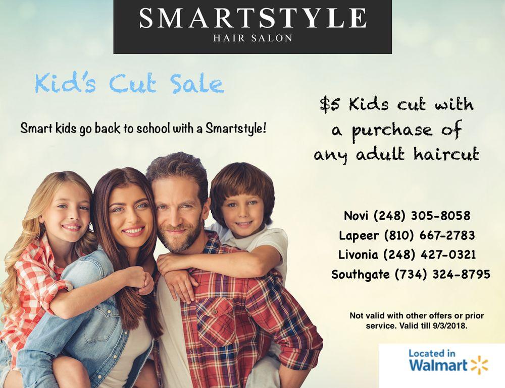 Smartstyle 15 Photos Hair Salons 26090 Ingersol Dr Novi Mi