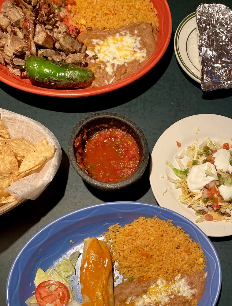 El Torazo Mexican Restaurant: 1850 S Hurstbourne Pkwy, Louisville, KY