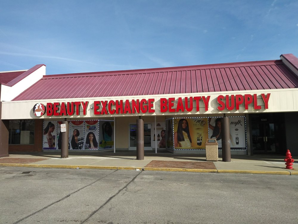Beauty Exchange Beauty Supply: 5333 Warrensville Center Rd, Maple Heights, OH