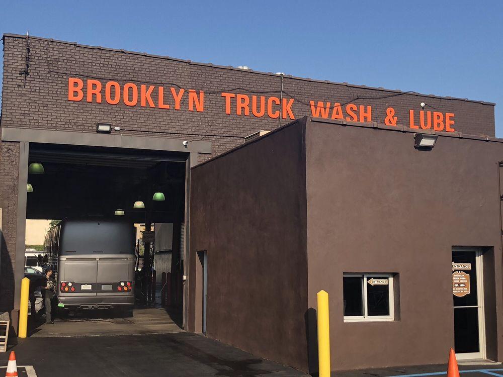 Brooklyn Truck Wash