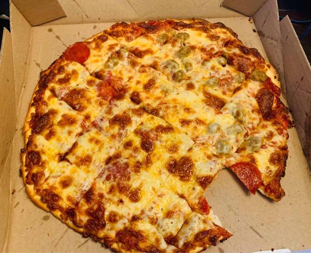 Jimmy's Pizza: 1227 Pacific Ave, Benson, MN