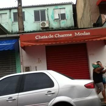 c983a0205 Cheia de Charme Modas - Moda Feminina - Rua Hélio Machado, nº7 ...
