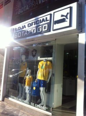 34488926e21c8 Fogão Shop Loja Oficial do Botafogo - Artigos Esportivos - CLS 308 ...
