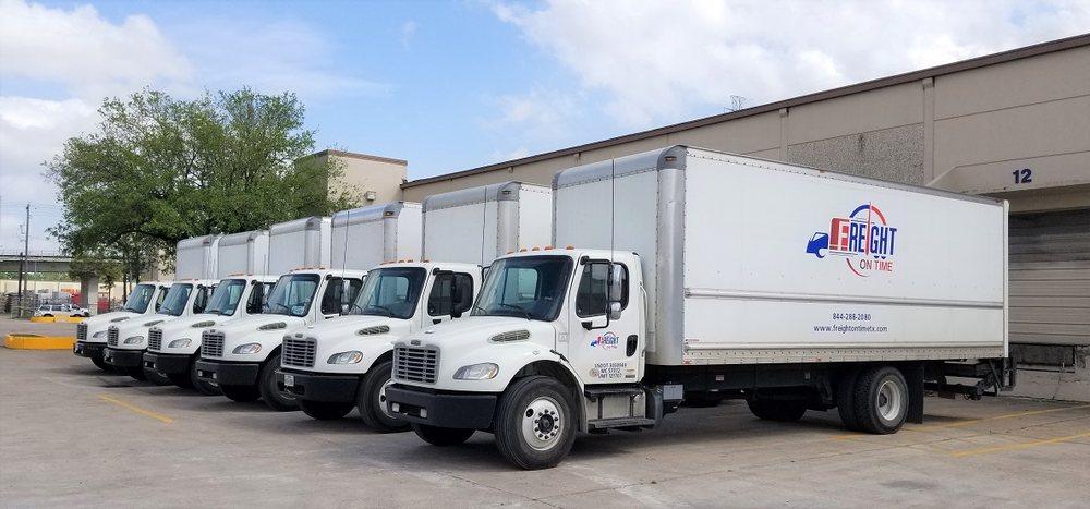 Freight On Time: Houston, TX